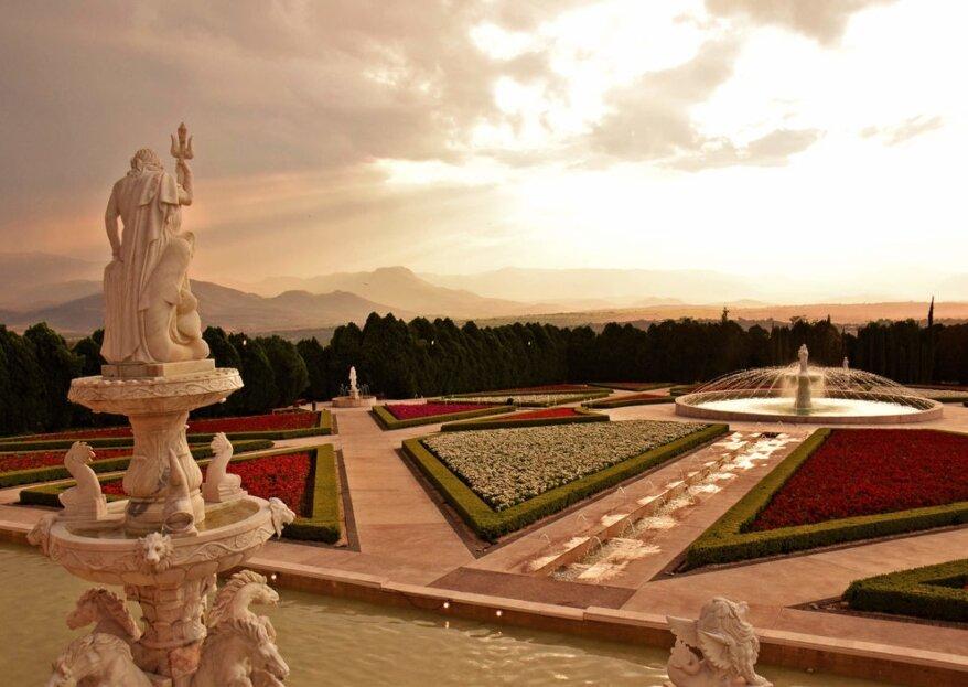 Celebra tu matrimonio en un ambiente natural idílico en los Jardines de México