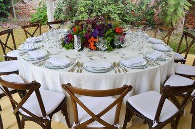 12 de los mejores banquetes para boda en Guadalajara: ¡El mejor sabor de boca!