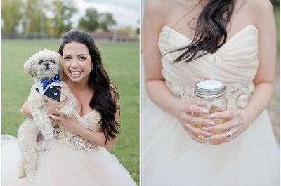 Un invitato d'eccezione vestito di tutto punto: gli outfit per il cane al tuo matrimonio