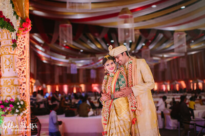 Traditional is still stylish! A look at our love struck Divya and Abhilash wedding  in Hyderabad