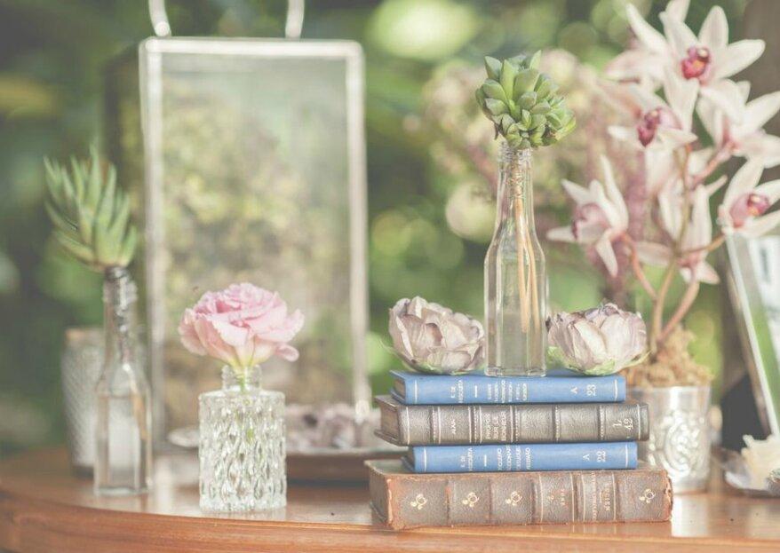 Casamento em casa: decoração intimista e aconchegante no seu grande dia!