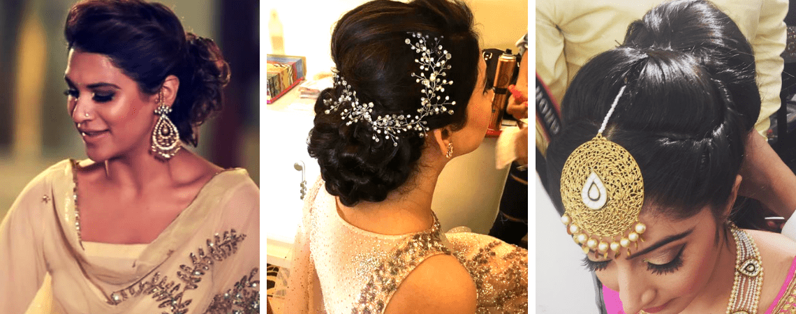 20+Not-So-Basic Bridal Bun Hairstyles For A New Age Bride!