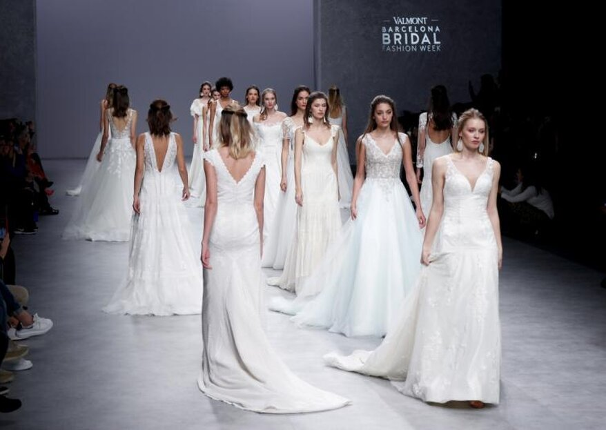 Valmont Barcelona Bridal Fashion Week 2019: l'edizione più esclusiva di sempre