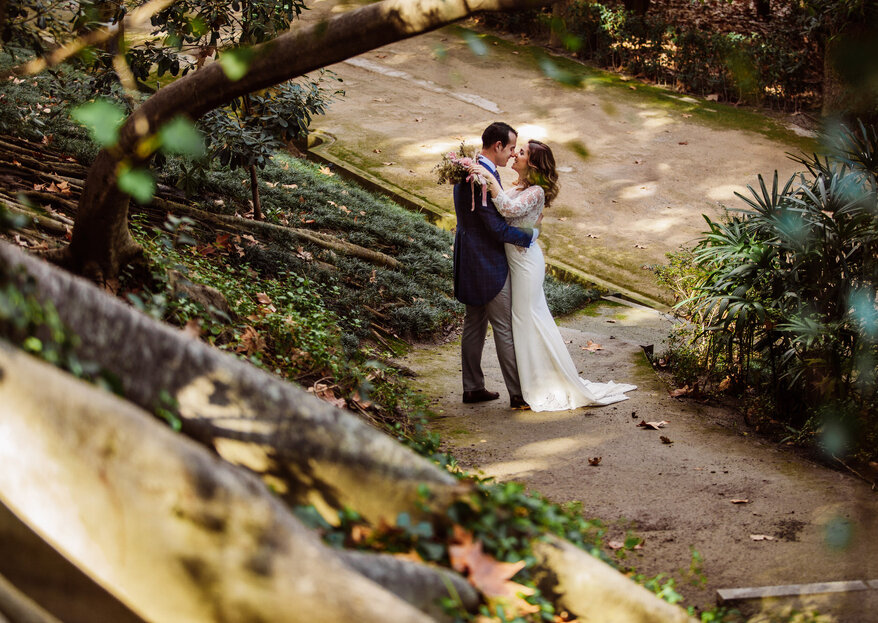 Intensidad, luz y color: las bases de los reportajes de boda de Miguel Barranco