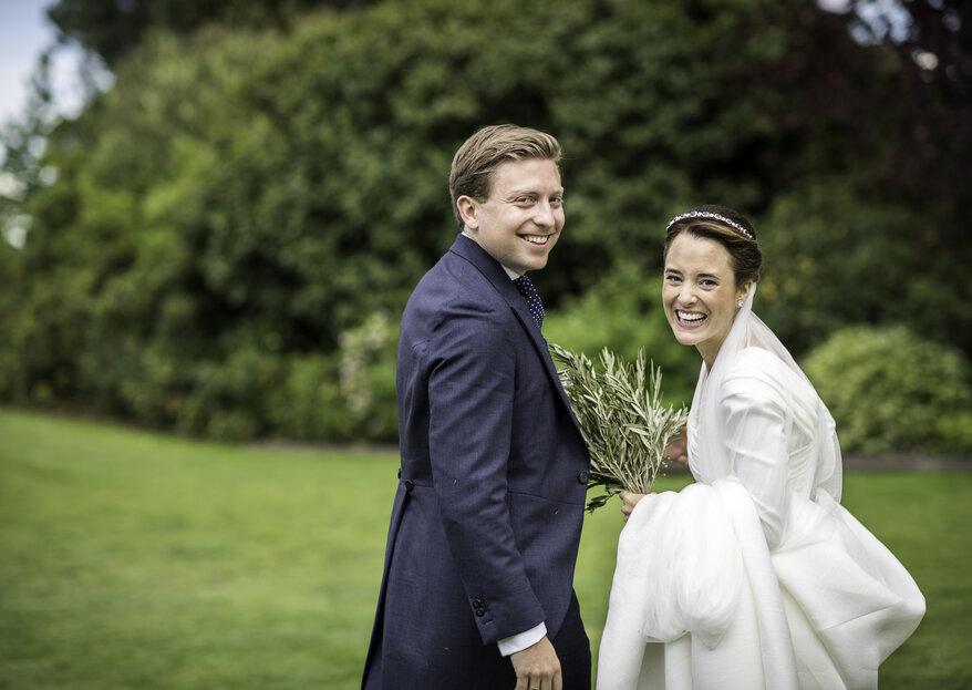 El día más maravilloso del mundo gracias a Liven Photography: así fue la boda de Patricia y Max