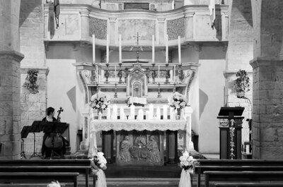 Ideas para decorar la iglesia en una ceremonia religiosa 2016