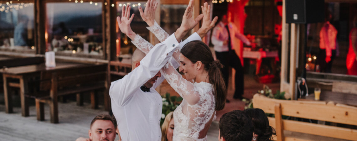 Jaką muzykę wybrać na wesele? Oto 5 naszych najcenniejszych rad!