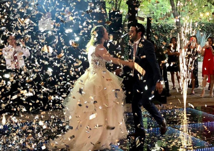 Ríe, disfruta y baila en tu boda al ritmo de Nex Dj's