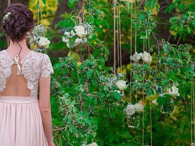 Robes de mariée roses : la tendance romantique de 2016