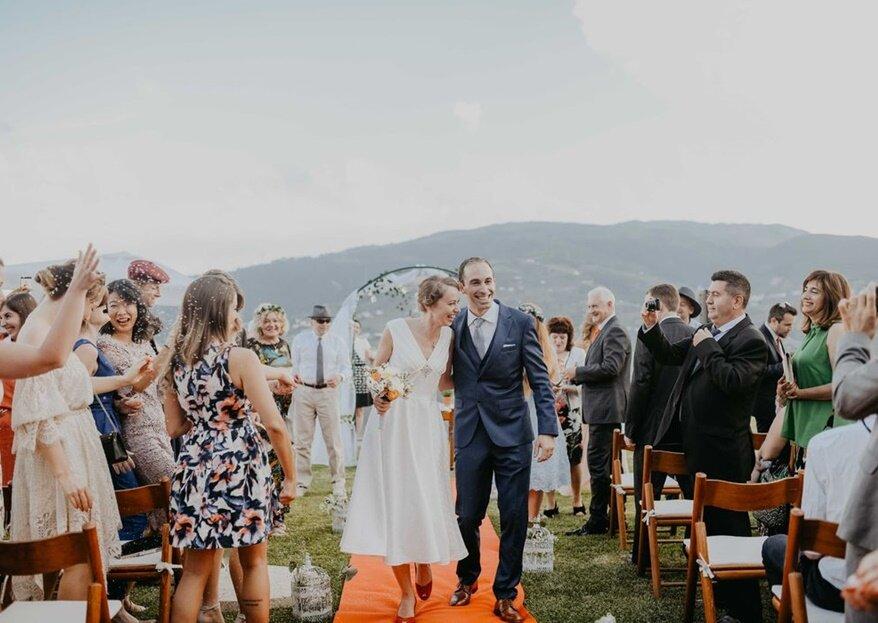 Os locais para celebrar o seu casamento que vão conquistar o seu coração.