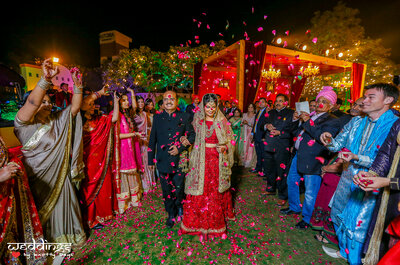 Top 6 wedding planners to help organize your wedding in Chhatarpur Delhi