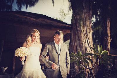 4 sources d'émotion pour le père de la mariée