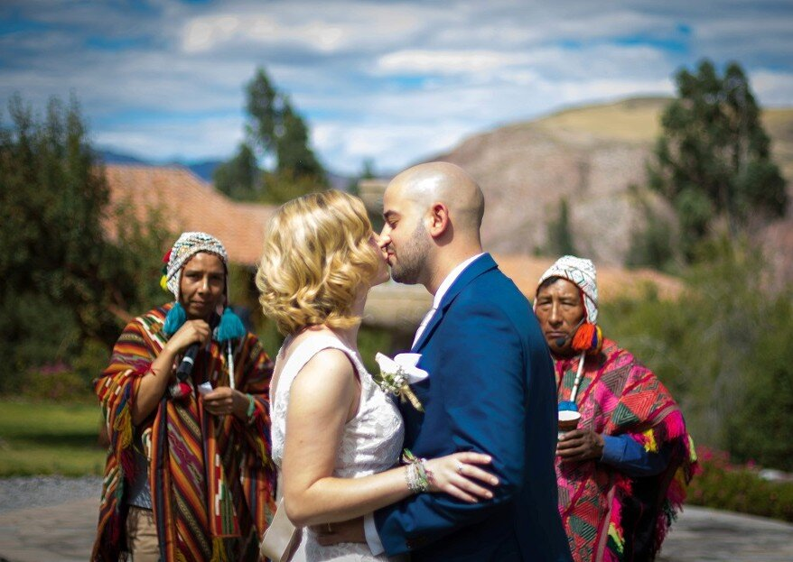 3 destinos de ensueño en Perú para celebrar tu matrimonio. ¡Cásate en un hotel de lujo!