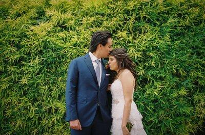 Estrellas relucientes por doquier: Así fue la boda de Andrea y Diego en San Miguel de Allende