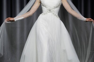 O vestido para cada personalidade: a noiva clássica