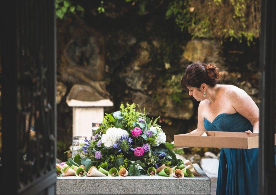 Bonheur du Jour: la cura e la precisione di Barbara, la wedding planner ideale per le nozze