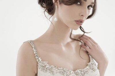 Abiti da sposa in pizzo o scivolati? Cosa sognano le donne del 2017