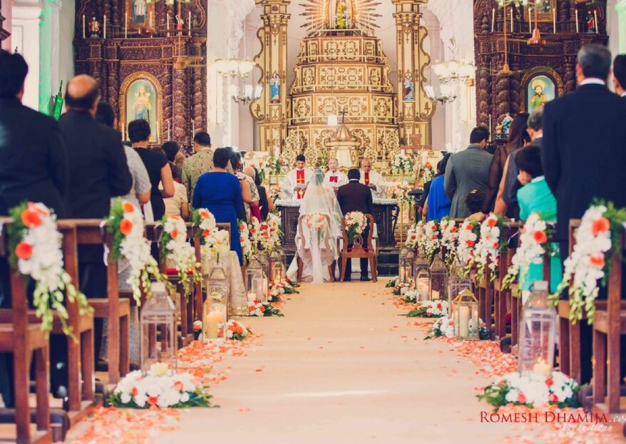 The 2 Most Beautiful Churches in Goa For Your Wedding Ceremony