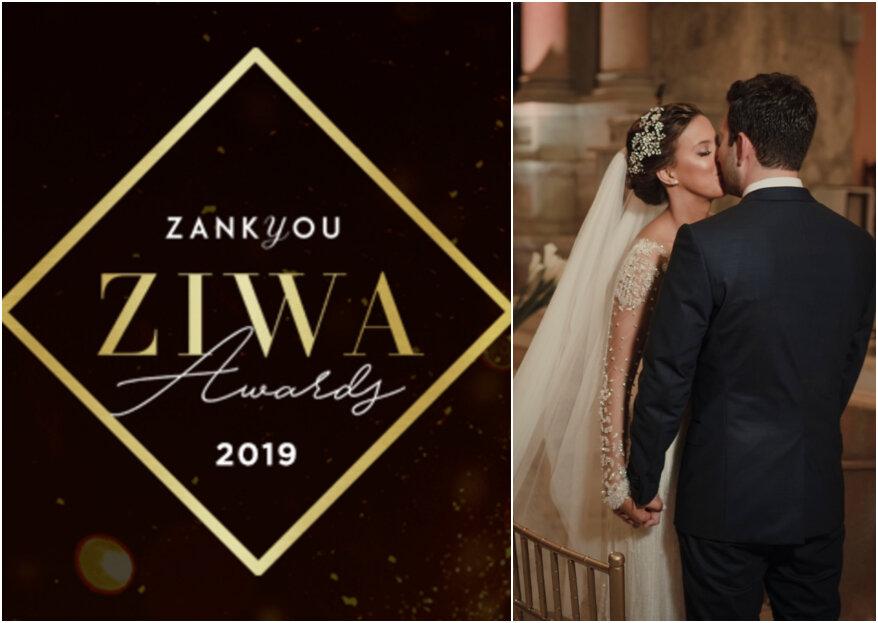 ZIWA 2019: ¡conoce a los mejores de la industria de bodas en Colombia!