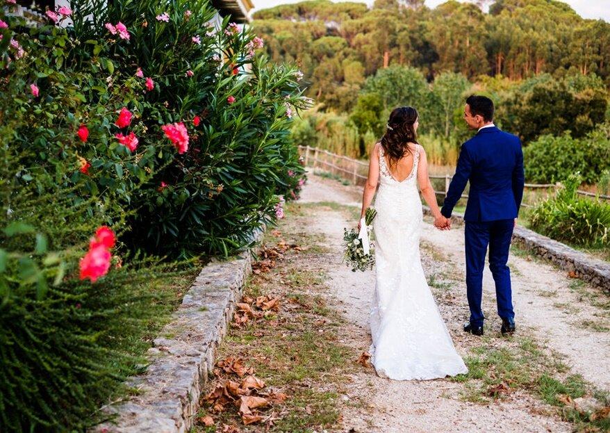 O local do seu grande dia de casamento pode esconder surpresas...
