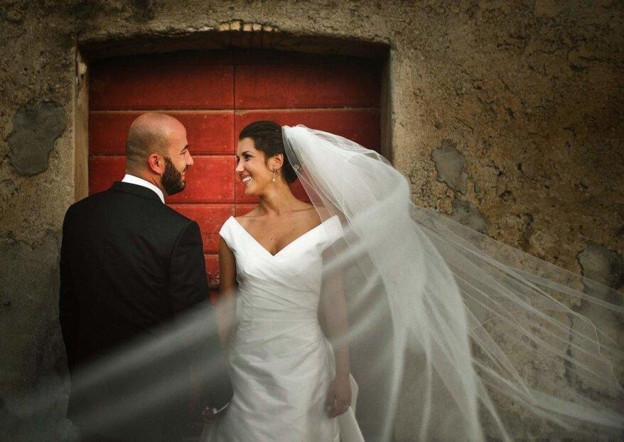 Godersi il proprio matrimonio è la prima regola importante, ma per farlo dovrete contattare una wedding planner