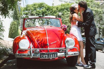 Izabelle e Carlos: mini wedding em São Paulo super personalizado e charmoso