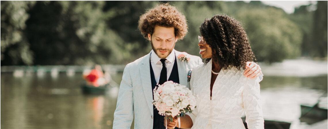Deborah et Matthieu : un joli mariage en plein cœur de Paris