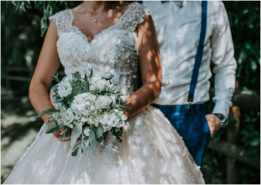 5 conseils pour bien nettoyer et conserver sa robe de mariée après le mariage