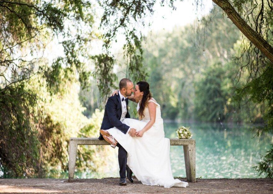 La gestione e la consulenza che avete sempre sognato per l'evento più bello della vostra vita: Marta Wedding
