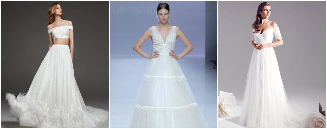 A-Line Wedding Dresses for 2019: A Cut That Suits Every Bride