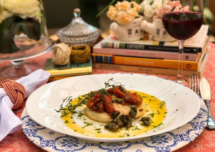 Buffet Yotedy: para quem deseja surpreender seus convidados através de pratos que conquistam o paladar logo na primeira mordida