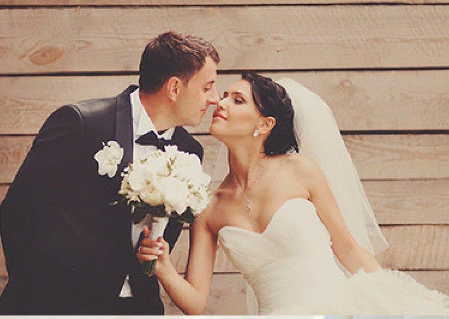 10 proveedores que tienes que contratar para vivir la boda que siempre soñaste