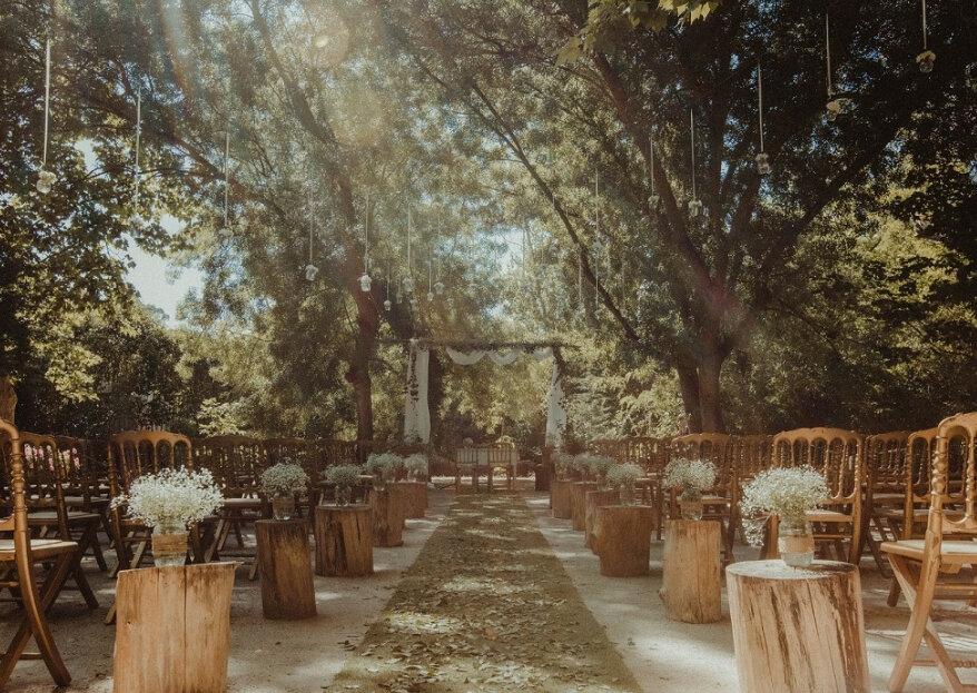 Casar numa quinta ou num hotel? Nós temos a resposta para si!