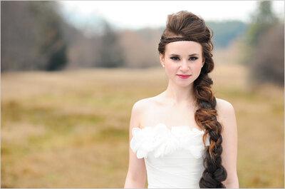 Real Wedding: Una boda espectacular inspirada en