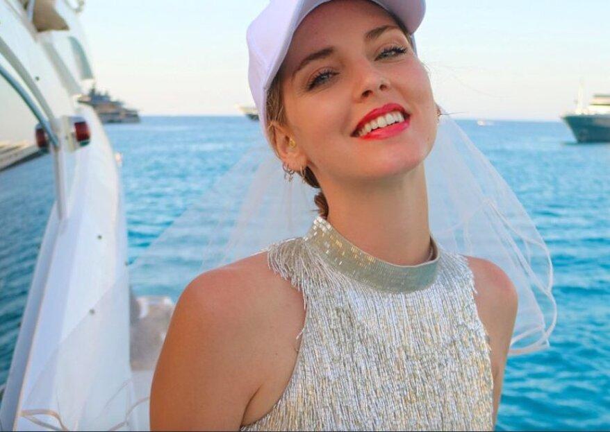 Chiara Ferragni se despidió de su soltería en Ibiza y fue llamada gorda