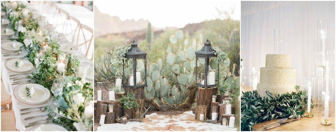Come decorare il tuo matrimonio con le candele? Ecco 45 idee originali