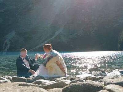 Wideo ślubne z Zakopanego, które onieśmiela pięknem!