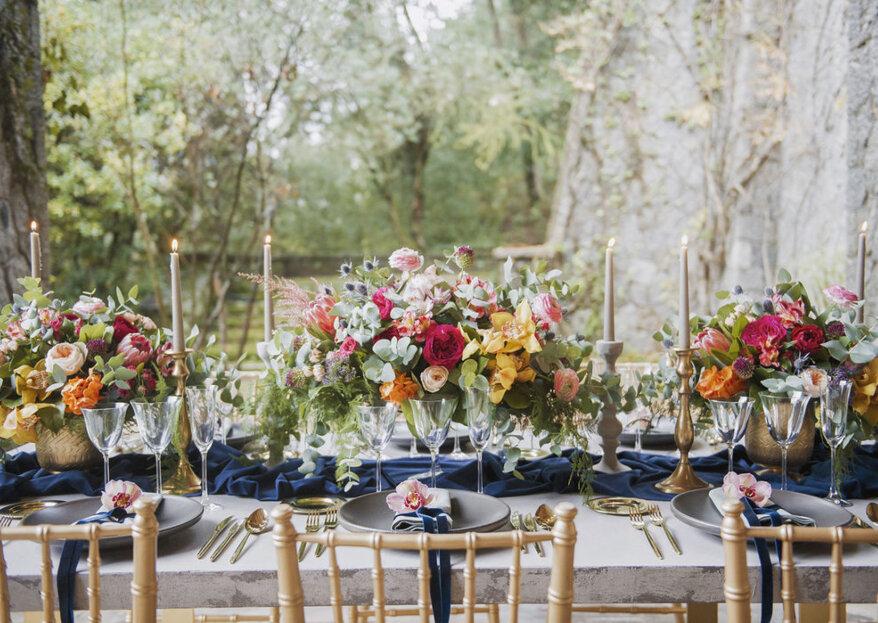 8 preguntas que hacer al florista de la boda