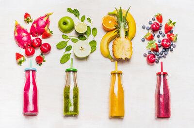 Soki pełne kolorów i zdrowia? Tak! Mamy dla Was propozycją nowoczesną, kolorową i łatwą!