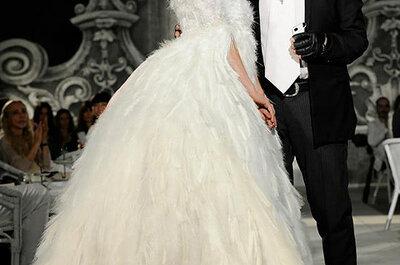 Brautkleid von Karl Lagerfeld für Chanel - Neues aus der Haute Couture Week in Paris