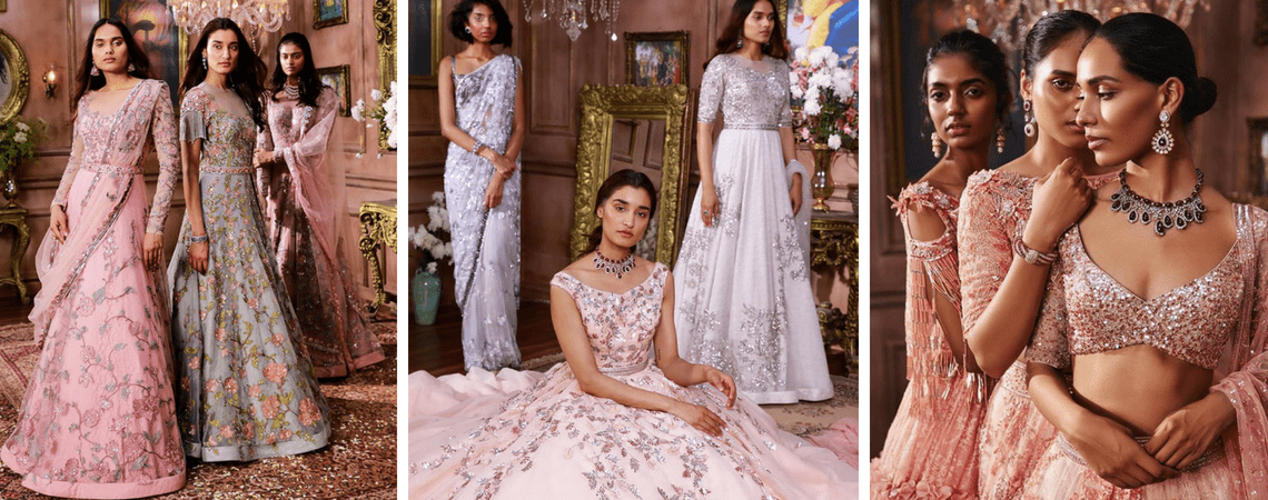 All About Neeta Lulla's S/S 2018 Collection And Her New Flagship Store In Delhi!