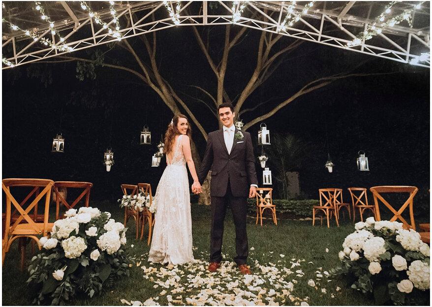 ¡Cómo escoger el lugar ideal para celebrar tu boda! 5 ítems que no puedes olvidar