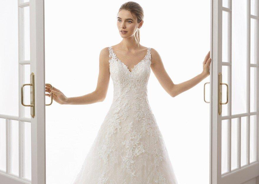 Vive la experiencia de comprar en Rosa Clará, ¡los más hermosos vestidos te esperan!