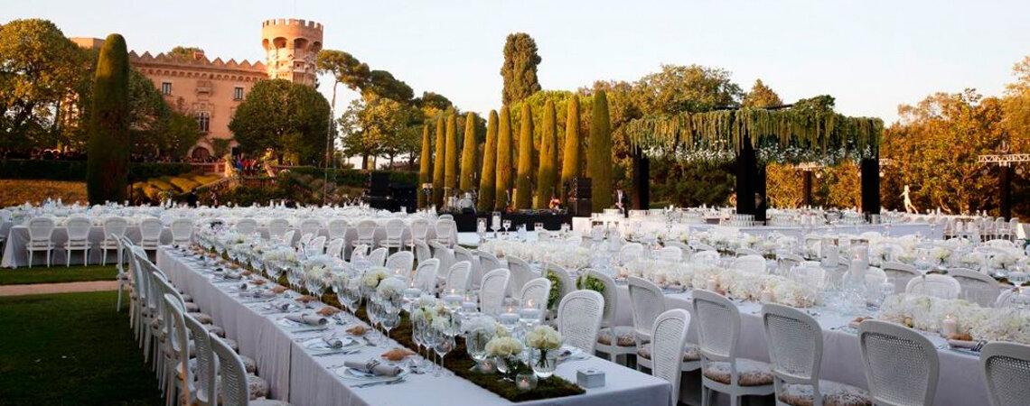 Platos para sorprender a tus invitados si celebras tu boda en Barcelona