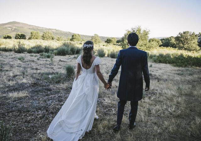 """""""Mi día favorito"""": descubre cómo fue la boda de María y Jaime"""