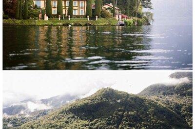 Quel ramo del Lago di Como... l'atmosfera giusta per il tuo romanzo d'amore
