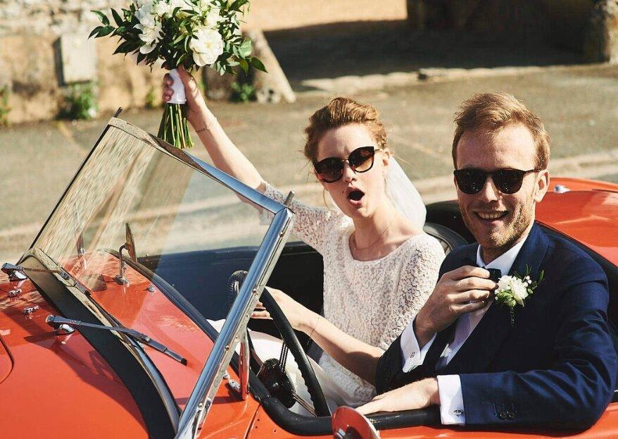 Déroulement du mariage : les 10 étapes de votre Jour J !