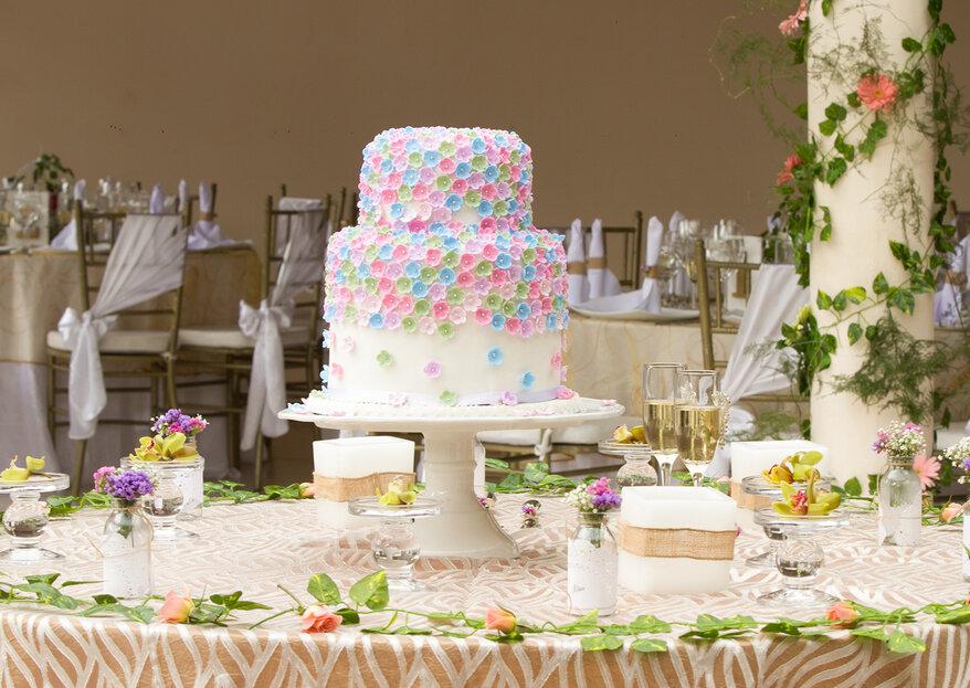 El momento más dulce y exquisito de tu boda con el toque de Madamia
