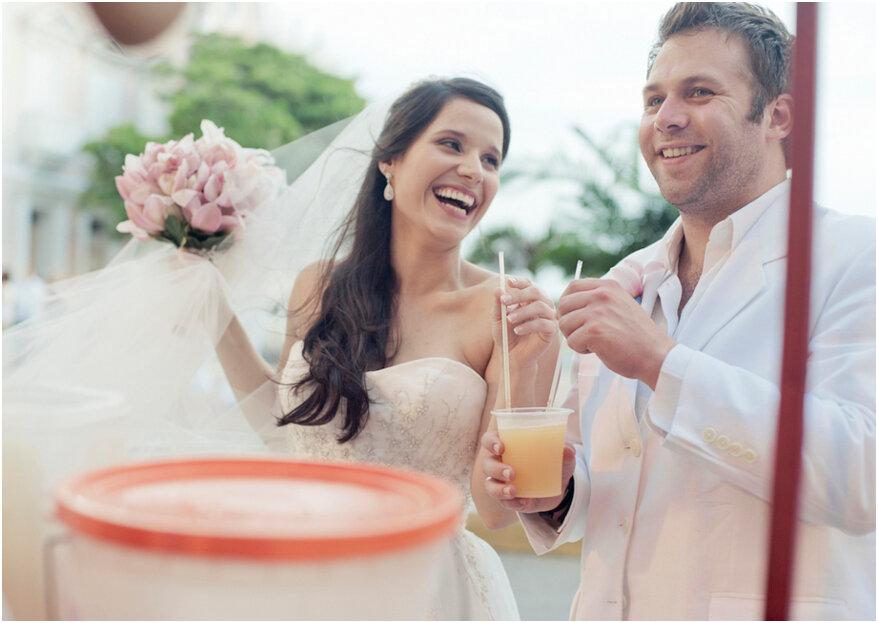 Cómo organizar la boda perfecta en un clima cálido: ¡no te pierdas el consejo 3!