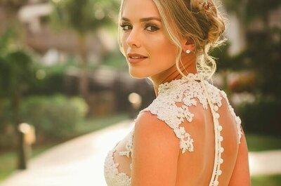 Como escolher o penteado de noiva perfeito para o grande dia